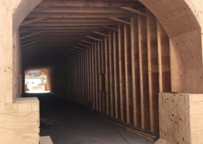 Subway Test Tunnel